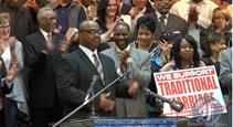 100 Black Detroit Pastors Say They Are Offended When Same Sex Marriage is Compared to the Civil Rights Movement