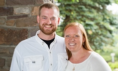 Dr. Ken Brantly and wife