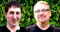 Matt and Rick Warren