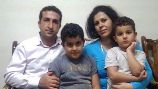 Pastor Youcef and family