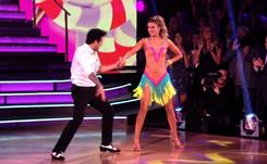 "Duck Dynasty's"" Sadie Robertson had her ""Dancing With the Stars"