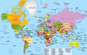 28 nations who prayed for america world map australia france myanmar samoa cameroon ghana nepal solomon islands canada india new zealand south korea china indonesia nigeria gumiabroncs Images